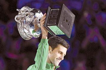 El rey del tenis