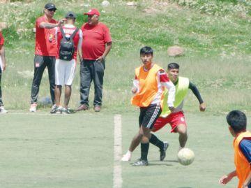 Independiente inicia prueba de jugadores