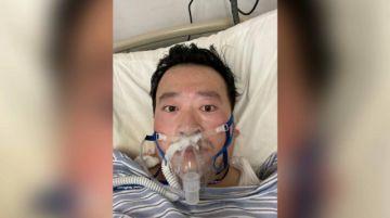 Oficial: Muere médico que alertó sobre el coronavirus