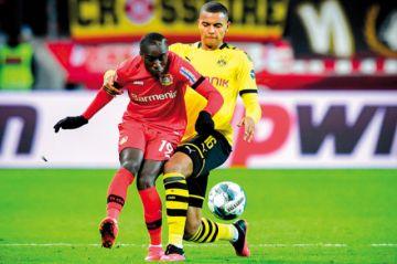 Dortmund se complica