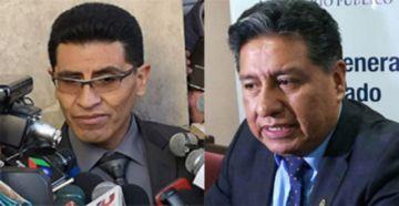 Dos fiscales de La Paz habrían renunciado tras fustigación del Gobierno