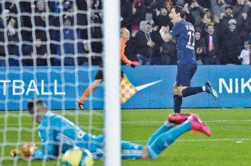 El París Saint Germain estira ventaja en Francia