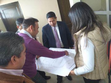 Bolivarianos: Inspeccionan el coliseo de combates del Poligimnasio