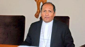 Ricardo Centellas asumirá como nuevo arzobispo de Sucre