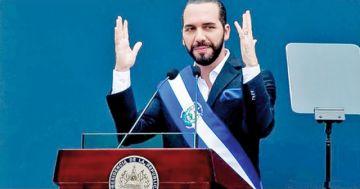 """Congreso acusa a Bukele de un """"intento de golpe"""""""