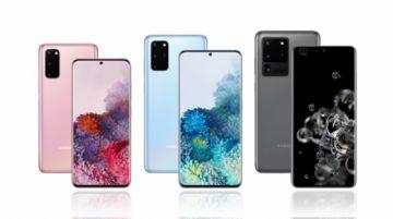 Conoce el Galaxy S20, S20 Plus y Ultra, todos compatibles con 5G