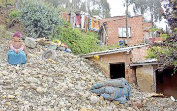Fenómenos climáticos dejan seis muertos y dos desaparecidos