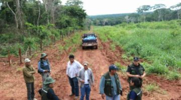 Dirigentes obstaculizan auditorías a dotación de tierras en la Chiquitanía