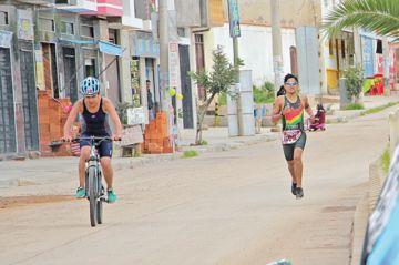 Nacional de triatlón en junio