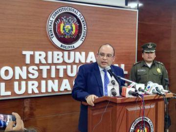 TCP admite también acción de nulidad contra ley de Derechos Humanos