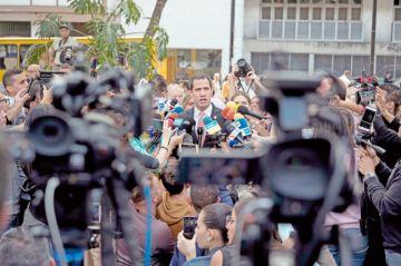 Denuncian desaparición de un tío de Juan Guaidó