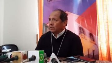 Ricardo Centellas será posesionado el 16 de abril como nuevo Arzobispo de Sucre