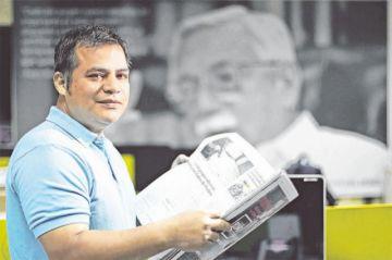 Periodista boliviano gana Premio Rey de España