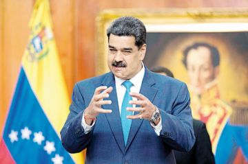 """Venezuela: Maduro pide apoyo a """"países amigos"""""""