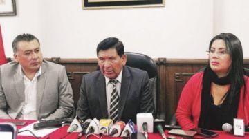 Legisladores: MAS busca suspensión de judiciales