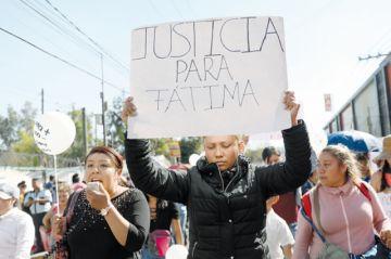 Conmoción por asesinato de una niña en México