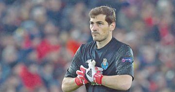 Iker Casillas buscará presidir el fútbol español