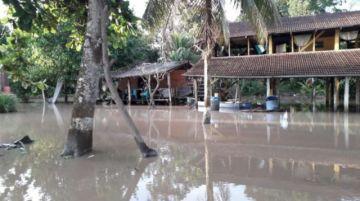 Yapacaní: 30 comunidades amenazadas por rebalse del río Ichilo
