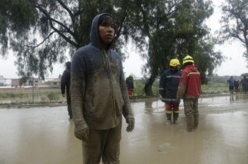 Cuatro departamentos reportan desastres por desbordes de ríos