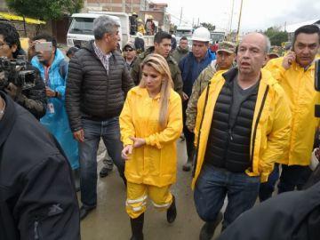 Tiquipaya: Murillo apunta a loteadores y critica a autoridades locales