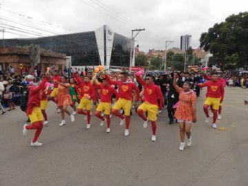 En Vivo: Corso Militar en Sucre
