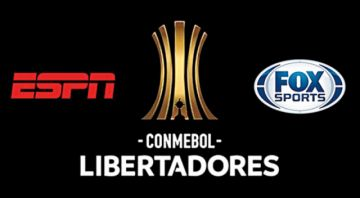 La cadena ESPN transmitirá la Libertadores