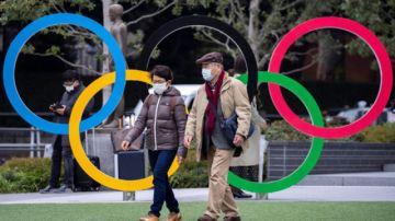 Japón sufre antes  de las Olimpiadas