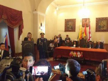 Gobierno confirma que destinará Bs 32 millones para los Bolivarianos de la Juventud