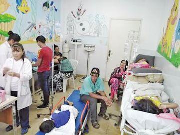Suben los casos de dengue y ya hay 12 muertos en el país