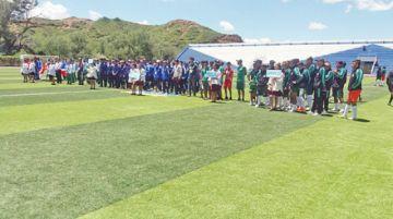 Yotala recibe con fiesta el torneo interprovincial