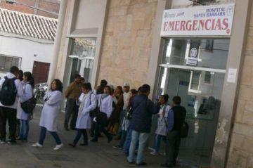 Sucre: Hospital refuta informe del Sedes y afirma que joven no clasifica como sospechoso de coronavirus
