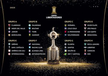 Suspenden la Libertadores