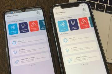 Lanzan app con información oficial sobre el coronavirus