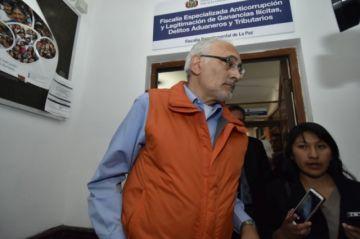 """Convocan a Mesa a declarar en calidad de víctima por el caso """"fraude electoral"""""""