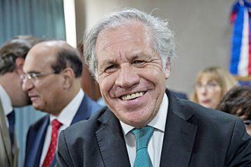 Reeligen a Luis Almagro en secretaría de la OEA