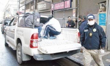 Al menos 600 arrestados por infracción: Covid-19