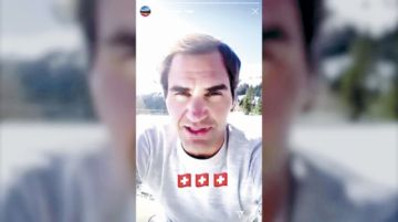 El mensaje de Federer