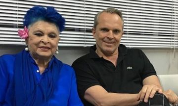 Fallece Lucía, la madre de Miguel Bosé