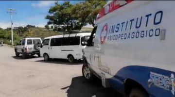 Detienen un trufi procedente de Santa Cruz; los pasajeros serán aislados