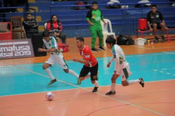 La Liga de Futsal y la Copa Libertadores de damas en Bolivia serán diferidas