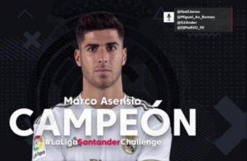 España se impone a Alemania en el FIFA20 comandada por Marco Asensio