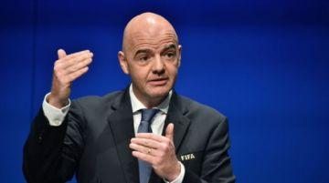 Presidente de la FIFA: Ningún partido vale una vida