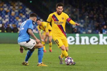 Octavos Barça-Nápoles y City-Madrid el 7-8 agosto y la final el 29, según Sky