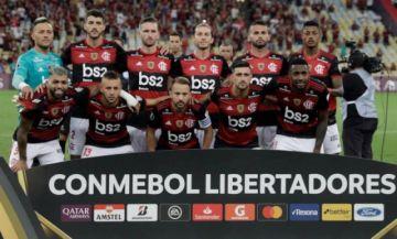 Flamengo tiene 38 contagiados de covid-19, cinco de ellos futbolistas