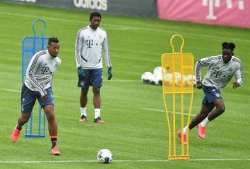 Este sábado vuelve el fútbol en Alemania