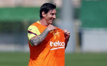 """El argentino Lionesl Messi: """"Estoy ansioso por competir de nuevo"""""""