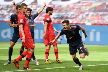El Bayern Múnich sigue intratable y da un paso más hacia el título en Alemania