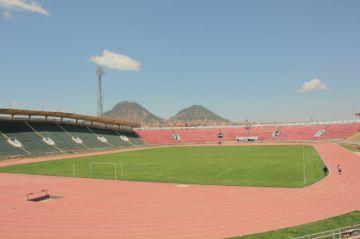 El estadio Patria está en condiciones de recibir partidos del fútbol profesional