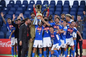 El Nápoli vence a la Juventus en los penales y gana la Copa Italia