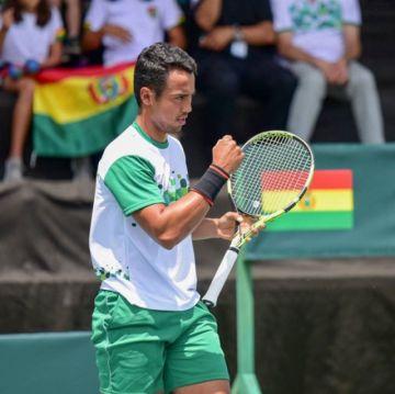 El tenista Hugo Dellien comienza su preparación para volver a las canchas